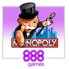 888games Monopoly 40 Bonus